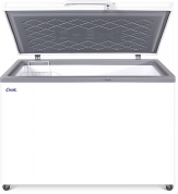 Freezer chest with tight-head cover MLK-400