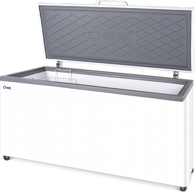Freezer chest with tight-head cover MLK-600